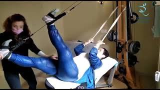 כיצד השיעורים בסטודיו רוני פרי נדב יכולים לעזור לכאבים כרוניים בברכיים?צפו בסרטון המרגש של עליזה