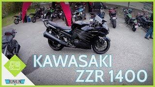 ESSAI MOTO - ZZR 1400 - LA FUSÉE PAR KAWASAKI