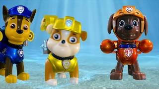 Baby Shark Paw Patrol Chase Toys 🎼 Dogs Paw Patrol Music for Kids 2