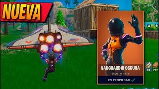 """NAVE ESPACIAL"" NUEVA SKIN LEGENDARIA Fortnite: Battle Royale"