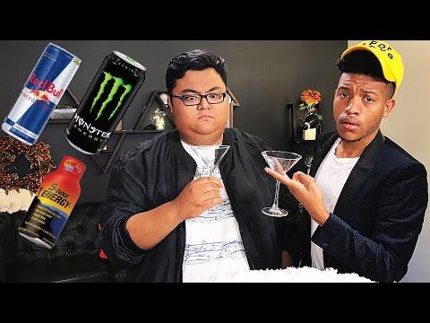Incredible Energy Drink – Taste Test!