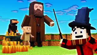 ME CONVIERTO EN HARRY POTTER! 🧙‍♂️😱 | Minecraft