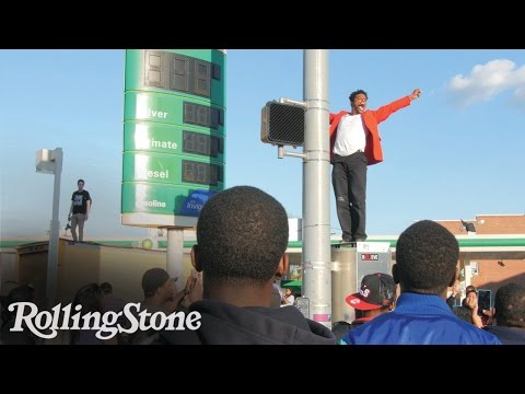 """The """"Michael Jackson Protestor"""": Meet the Man Who Wants to Heal Baltimore"""