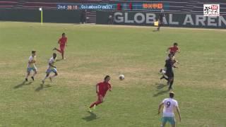 神村学園vsコロンバスクルー サニックス国際ユースサッカー2017