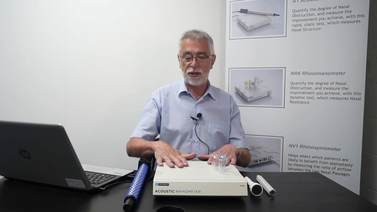 A1 Acoustic Rhinometer | GM Instruments