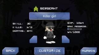 Mini Militia  Super Racker Versão 2.2.52
