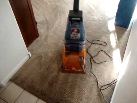 Hoover Steamvac Spinscrub 50 Housecleaning Heaven