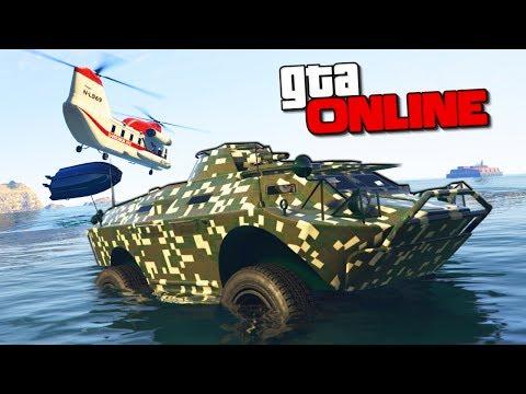 GTA 5 прохождение на русском