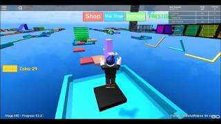 Roblox Mega Fun Obby Stages 117-148