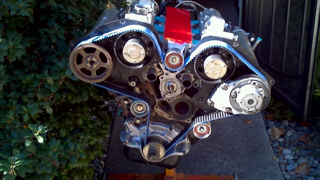 300zx Bde Cam Gears Gates Racing Timing Belt Custom Forged