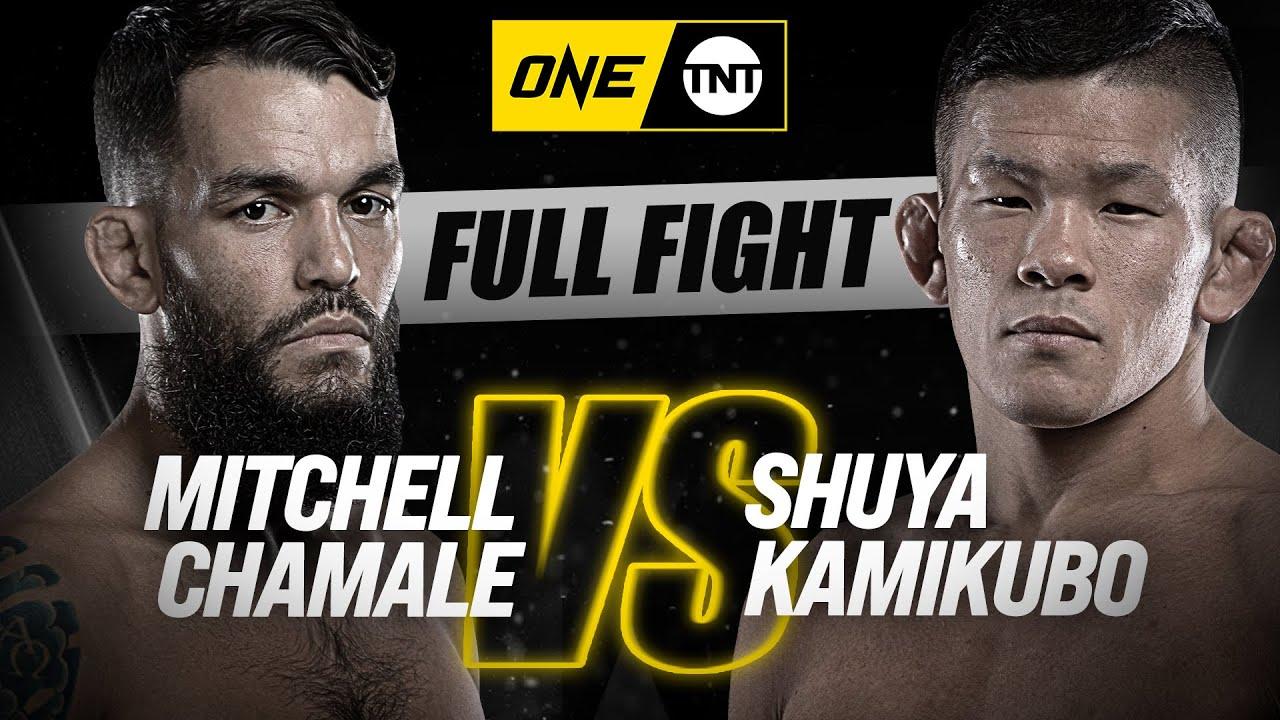 Mitchell Chamale vs. Shuya Kamikubo | ONE Championship Full Fight