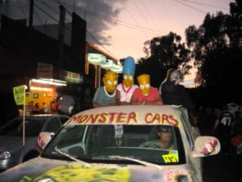 Monster Car S Azcapotzalco Fiesta Loca De Coches Mugrosos ?