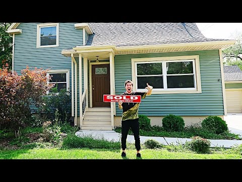 BOUGHT MY DREAM HOME AT 21-YEARS-OLD!
