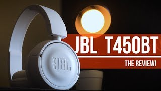 JBL T450BT Review 2019- Not Great!