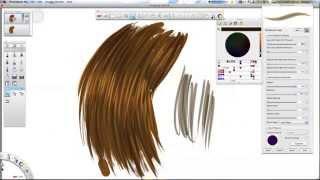 видео урок рисования волос(Короче вот оно =х Убожество, знаю х)) Голос как у дебила х) Но надеюсь всё понятно :) учимся рисовать волосы!)), 2011-11-03T13:42:58.000Z)