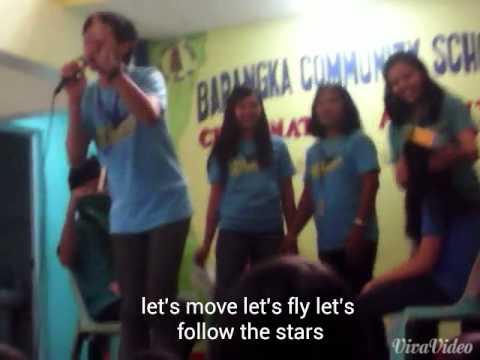 Follow the stars lyrics cover by bcsinians