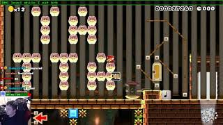 Super Mario Maker - Speedrun Levels Montage #24