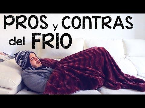 PROS y CONTRAS del FRIO | Antón LoFer