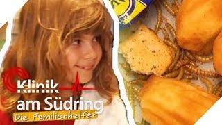 Würmer unter dem Bett! Wieso versteckt Paul (9) da Essen? | Die Familienhelfer | SAT.1 TV
