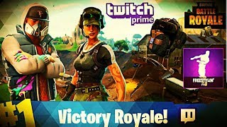 Novo épico Abstrakt Skin novo Trailblazer Skin novo Twitch Prime loot Fortnite Battle Royale