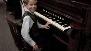 Bach Prelude #3 on Pump Organ