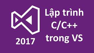 C/C++ - Làm sao để lập trình C/C++ trên Visual Studio?