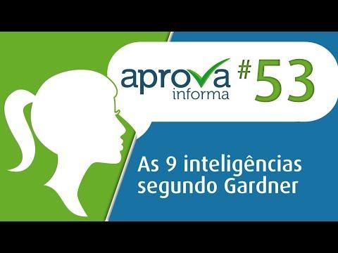 Aprova Informa 53 - As 9 inteligências segundo Gardner