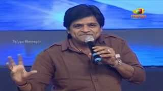 Ali Comedy Speech - Attarintiki Daredi Thank You Party - Pawan Kalyan, Samantha, Trivikram Srinivas
