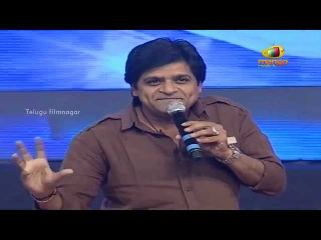 Ali Comedy Speech - Attarintiki Daredi Thank You Party - Pawan Kalyan, Samantha, Trivikram Srinivas Travel Video