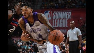 Full Highlights: L.A. Clippers vs Los Angeles Lakers, MGM Resorts NBA Summer League | July 7