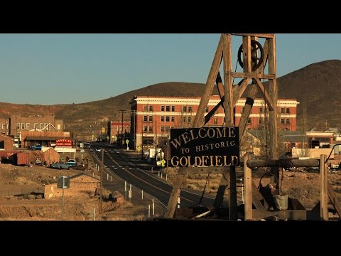 GOLDFIELD / GHOST TOWNS OF NEVADA