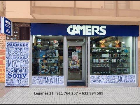 Gamers - LoMejordeFuenlabrada