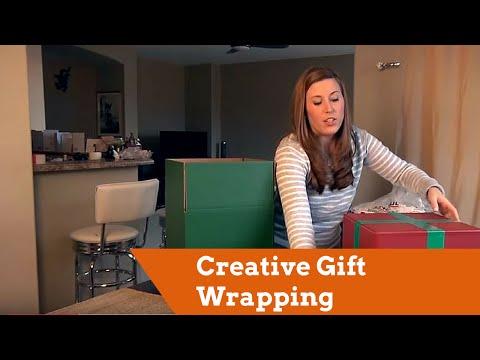 Creative Gift Wrapping (U-Haul)