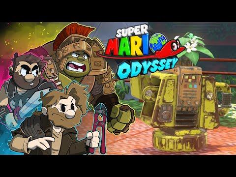 Super Mario Odyssey | Doctor Wahoo | Super Beard Bowl