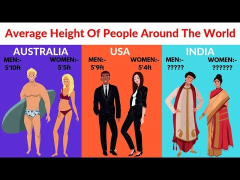 Average Height Of People Around The World, Emoji Puzzles And Hard Riddles | Brain Teasers