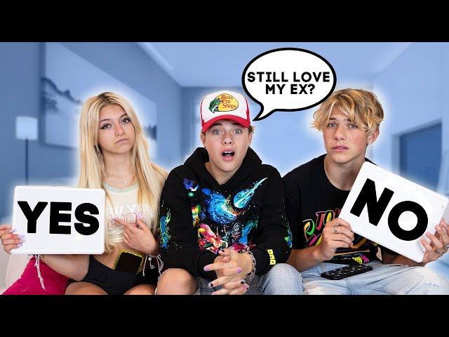 Who Knows Me Better? (BEST FRIEND VS. EX-GIRLFRIEND) 😳  Gavin Magnus ft. Coco Quinn