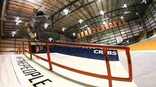 Ethernal Skate Films / Winter skateboarding Montage 2015 @ Taz skatepark Montreal (Qc/Canada)