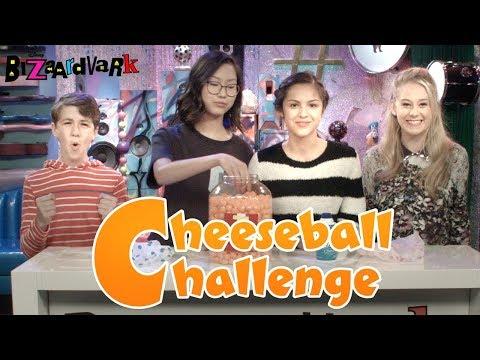 Cheese Ball Challenge | Bizaardvark | Disney Channel