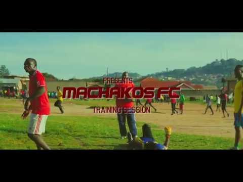 MACHAKOS FC  - TRAINING SESSION (HARD GONG FILMS)