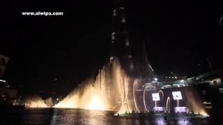 Dubai Fountain - Ezel Jenerik
