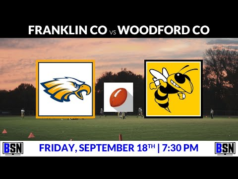 Football: Franklin Co. Vs Woodford Co.