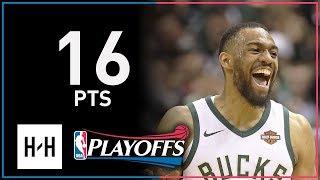 Jabari Parker Full Game 4 Highlights Celtics vs Bucks 2018 Playoffs - 16 Pts!