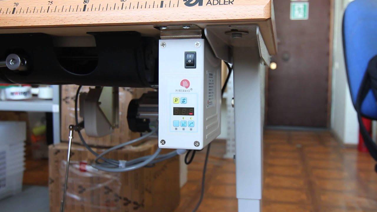 сборка швейной машины juki ddl-8100e инструкция