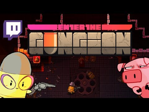 Enter the Gungeon -  Bullets Past (Twitch Highlight)