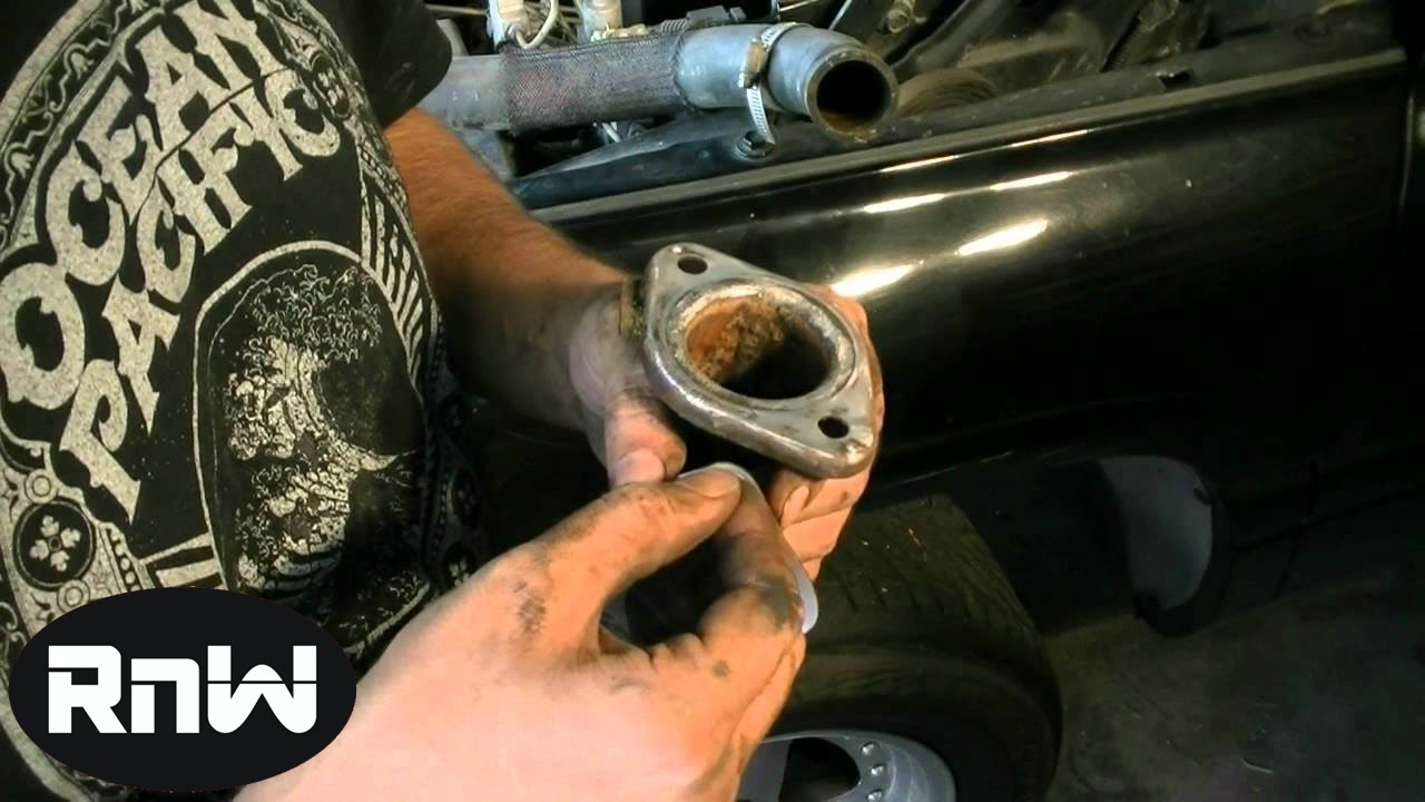 Dodge Ram 1500 5 9l Thermostat Removal Part 2