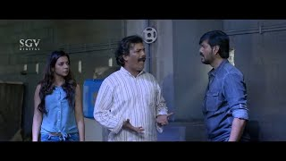 Dubbed Kannada Movie - Mr.Cheater Kannada Movie | 2017 Bongu Action Crime Thriller Film In Kannada