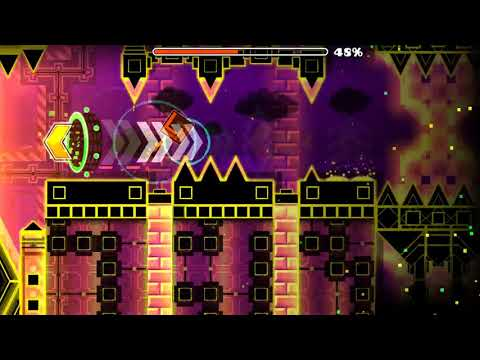 AMAZING! (Hard Demon - LIVE) Blast Furnace by Samifying (& others) - Geometry Dash