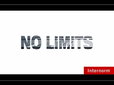 No limits bei internorm bau 2013 messe m nchen youtube for Internorm fenster