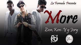 More - Zion Ft. Ken-Y y Jory HD
