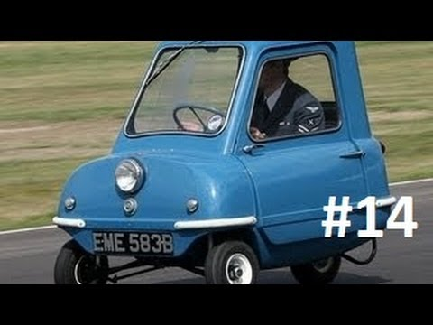 Oct 2, 2015. The peel p50 is a three-wheel microcar that features in the guinness book of world records as the smallest production automobile ever made.
